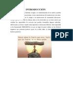La Resiliencia - Monografía