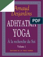Soi 1 Adhyatma Yoga