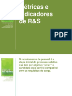 Métricas e indicadores de R&S