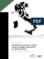 Il Jihadismo Autoctono in Italia