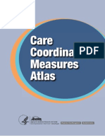 Care Coordination Measures Atlas - March 2011