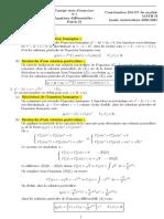 1622093605673_Corrigé Série 2 - Equations différentielles (PARTIE II)