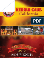 KCCA Souvenir 2010
