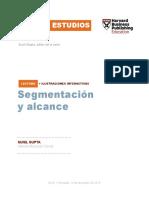 Segmentación y Alcance - HBS