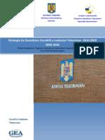 SMIS 3033 Strategia de Dezvoltare Durabila a judetului Teleorman 2010-2020