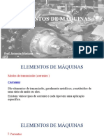 Elementos de Máquina - pg 249 a 303