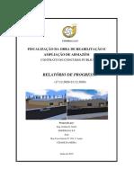 RELATORIO SEMANAL DE OBRA