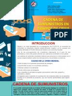 CADENA DE SUMUNISTROS PPT