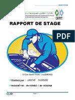rapport de stage garage SADCGDGHLAMFGDFGDG2