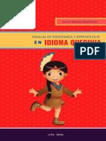 Manual de Enseñanza y Aprendizaje en Idioma Quechua