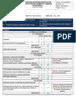 Informe Reglamento Técnico Centroamericano - Planta Harina - Mes de Julio