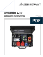 Metratester 5a