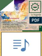 PPT - SEGUNDA VENIDA DE CRISTO (DOCTRINA 25)