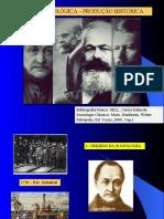 Teorias Sociológicas - Origens Históricas