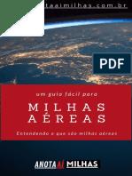 eBook Milhas Aereas - Anota Aí Milhas