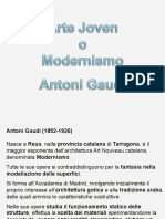 2_Gaudì_Modernismo
