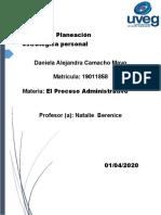 Camacho_Daniela_Planeacion estrategica personal