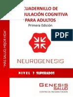 Cuadernillo NeuroGenesis Nivel3 Superados