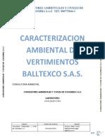 1. INFORME FISICO QUIMICO BALLTEXCO 2020