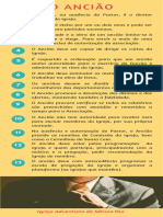 Funções - Departamentos - Pr. Felipe Almeida Cayres