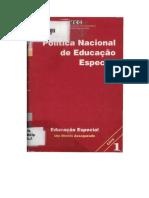 Politica Nacional de Educação Especial