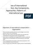 Session 11 - International Compensation, Approaches, Patterns