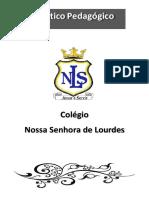 Projeto Político Pedagógico CNSL!
