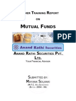 ANAND RATHI SECRITY MUTUAL FUNDS