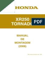 Xr250 Tornado 2006