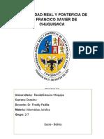 PRÁCTICO 10-11-12 informatica juridica