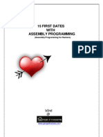 Assembly programming - 15 FIRST DATES