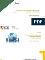 Semana 12 - Sistema Financiero internacional y los mercados globales de divisas