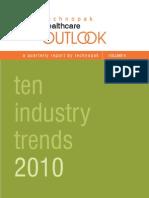 Technopak Healthcare Outlook