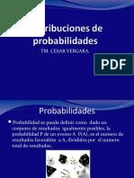 Distribuciones de probabilidades 2012 a