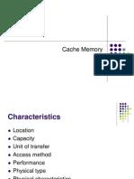 Cache-Memory