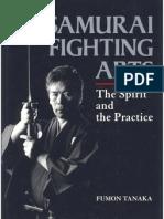 Samurai Fighting Arts The Spirit and the Practice