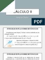 Slides 08 - Integrais Duplas