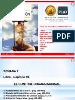 elcontrolorganizacionalyeldiseoorganizacionals7y8-ppt-130707223311-phpapp01