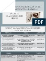 Principios Fundamentales en El Derecho Procesal