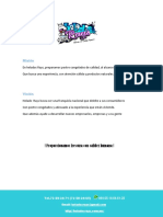 IMFORMES DE NUESTROS PRODUCTOS