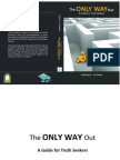 The Only Way Out - للتعريف بالاسلام - المخرج الوحيد