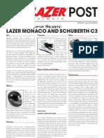 Monaco vs Schubert C3 En