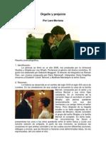 Orgullo y Prejuicio - Lara Moriana Cano