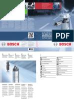 Каталог топливных насосов Bosch