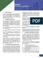 Reglamento Curso Virtual Sobre Datos Abiertos