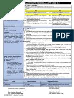 RPP 1 lembar TBO 3.3