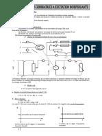 TP6 Etude de la génératrice à excitation indépendante