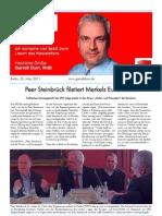 Newsletter März 2011 II