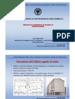 CSII - Modellazione telaio