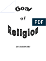 Goal of Religion-Edited-Final Version